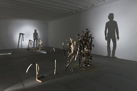 exhibition view3-tim noble & sue webster-nihilistic optimistic-blain southern