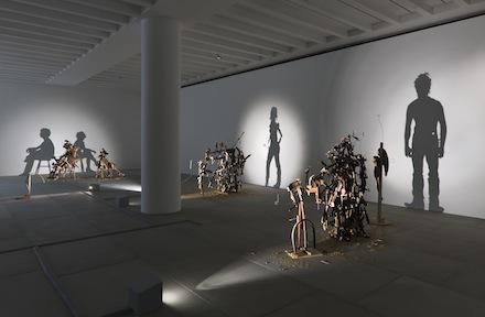 exhibition view4-tim noble & sue webster-nihilistic optimistic-blain southern