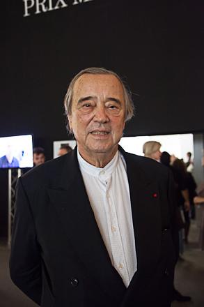 Gilles Fuchs, President Prix Marcel Duchamp