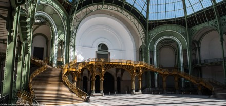 Grand Palais, courtesy FIAC