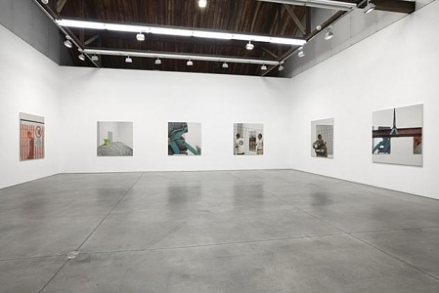michelangelo-pistoletto- lavoro exhibition view