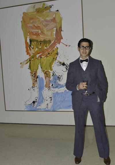 Guggenheim patron Robert Belford