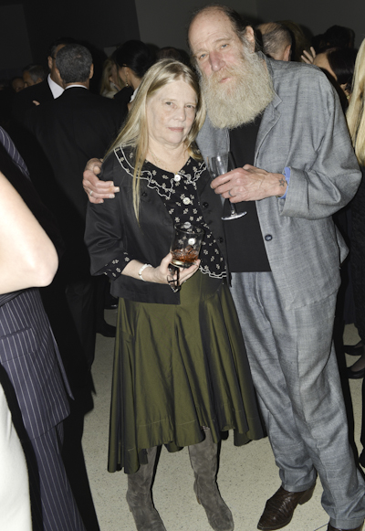 Alice and Lawrence Weiner