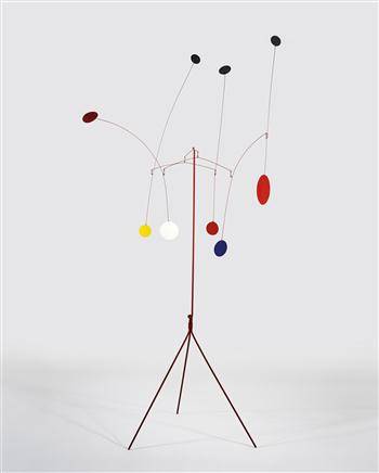 Alexander Calder The Whiffletree, circa 1936 courtesy Phillips de Pury & Co