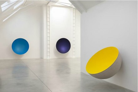 Anish Kapoor Installation View 2