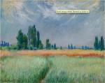 Claude Monet - Champ De Ble