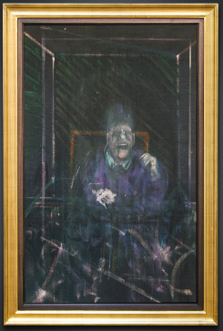 Francis Bacon Untitled Pope