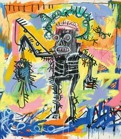 Jean-Michel Basquiat Untitled courtesy Christie's