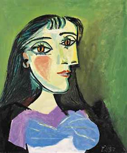 picasso impressionism