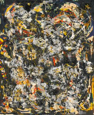 Pollock Number 4 1951