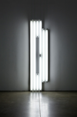 Dan Flavin - untitled (Monument for V. Tatlin) (1967), Via Galerie Seguin and Paula Cooper Gallery
