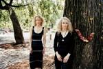 Seton and Kiki Smith-Tony Smith daughters-via WSJ