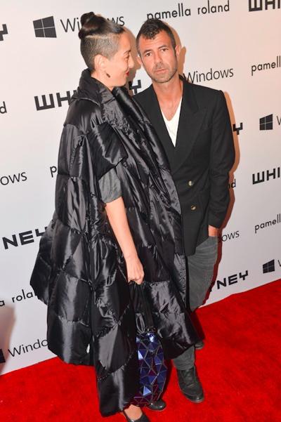Angela Goding and Jeremy Kost-Whitney-Studio-2012