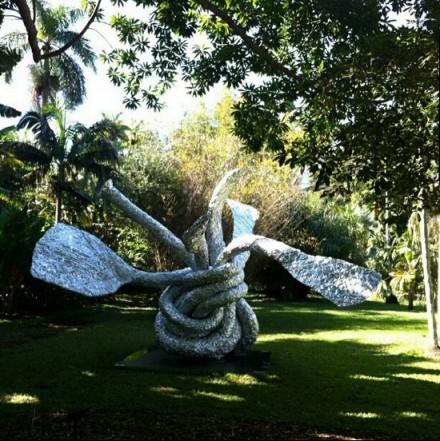 Chamberlain at Botanical Gardens Miami