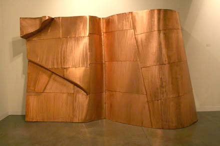 Danh Vo - We The People (detail) - Gallery Chantal Crousel