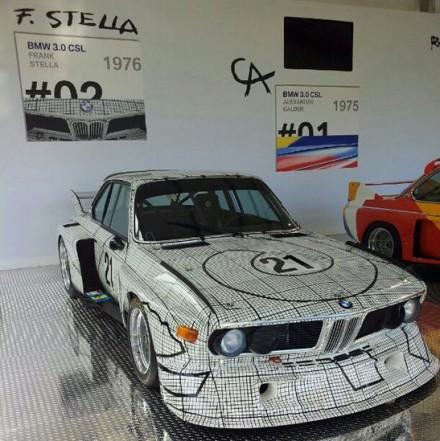 F. Stella BMW Design Miami