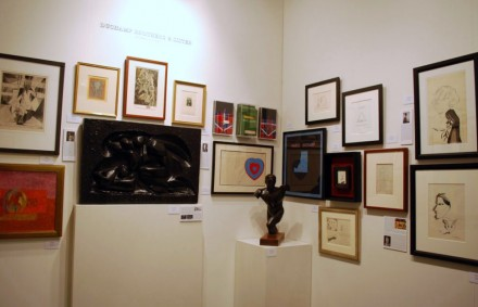 Francis M. Neumann Fine Art, ABMB. Art Kabinett- Jaques Villon, Raymond Duchamo-Villon, Marcel Duchamp, Suzanne Duchamp