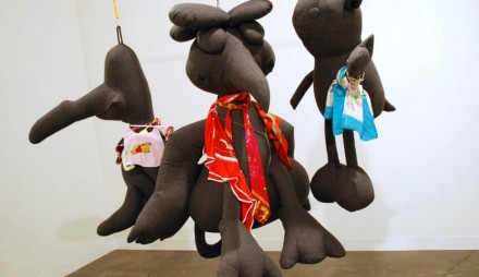 Friedrich Petzel Gallery, ABMB. Cosima von Bonin, Thrown out of Drama School (2008)