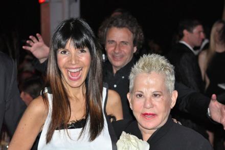 TV personality Heidi Banks and photographer Rose Hartman