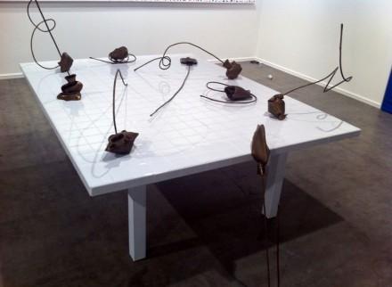 Ibid Projects, Art Nova - Marianne Vitale, Douchebag 1-9 (2012)