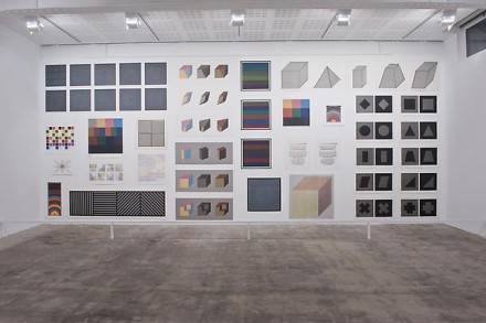 LeWitt-Installation View-Marian Goodman