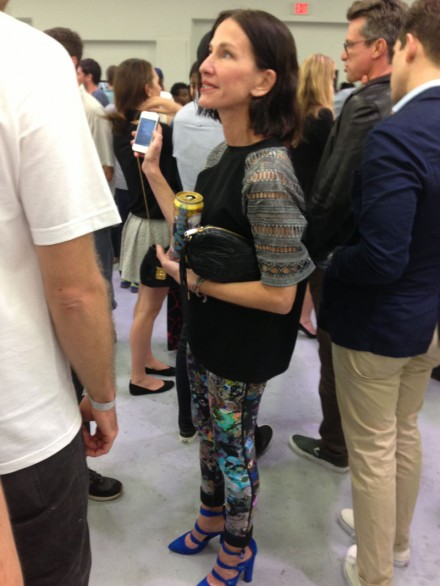 OHWOW It Aint Fair Miami 2012 Cynthia Rowley