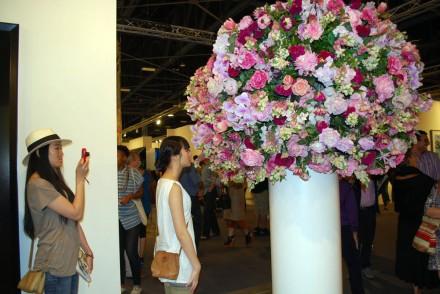 Regen Projects, WIllem de Rooij, Bouquet VII (2010)