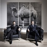 Robert Tomei and Simon de Pury Design Collector via FT