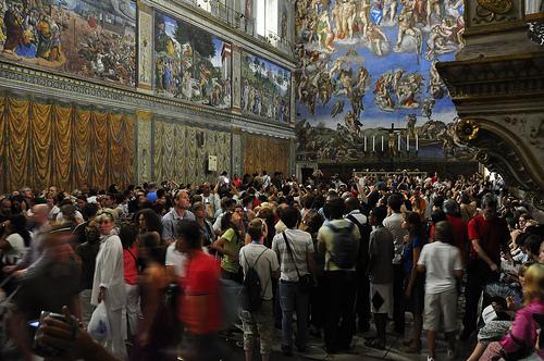 michelangelo sistine chapel essay