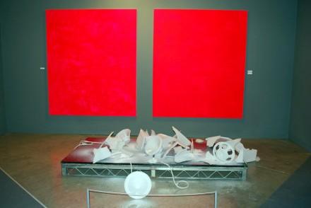 Team Gallery, Gardar Eide Einarsson, Flourescent Pink II (2012)
