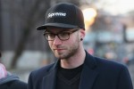 Valdimir Umanets Rothko Black on Maroon Tate Vandal