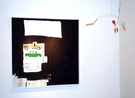 Van de Weghe Fine Art, ABMB. Jean-Michel Basquiat, Untitled (Dodge Coupe) (1986)