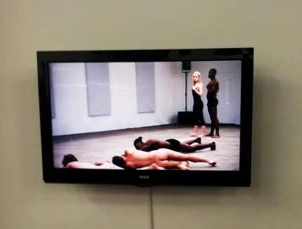 Video Work at  OHWOW It Aint Fair Miami 2012