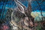 Zeng Fanzhi-The Hare-via-the standard