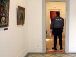 Zurich Loses 5000 works of art AFP PHOTO / Nicholas Ratzenboeck
