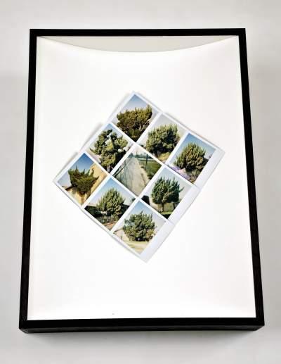 Cyprian Gaillard, Geographical Analogies #2 (Compton, Los Angeles, USA; Pasadena, USA; Topanga Canyon, Los Angeles, USA) (2006), via Bugada Cargnel