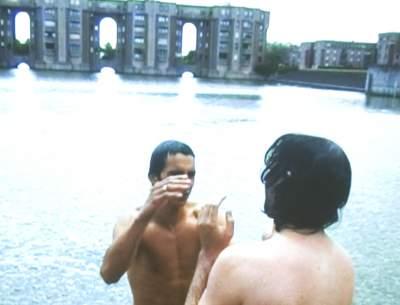 Cyprien Gaillard, The Lake Arches (2007), via Bugada Cargnel