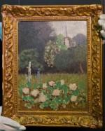 Henri Matisse, Le Jardin (1920) Courtesy of The Independent