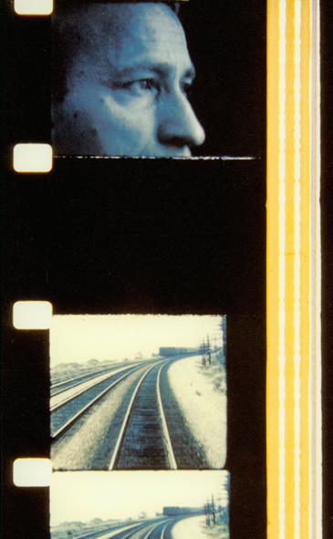 Jonas Mekas, As I was Moving Ahead Occasionally I Saw Brief Glimpses of Beauty (2000) via Serpentine Gallery
