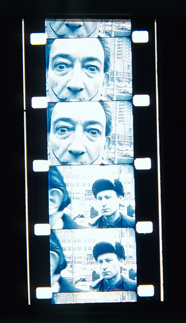 Jonas Mekas, From In Between (1978), via Serpentine Gallery