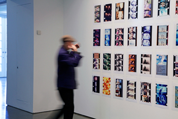 Jonas Mekas, Jonas Mekas (Installation View), Via Serpentine Gallery