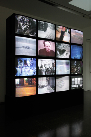 Jonas Mekas, Lavender Piece (2012) via Serpentine Gallery
