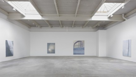 Luc Tuymans, The Summer Is Over (Installation View), via David Zwirner