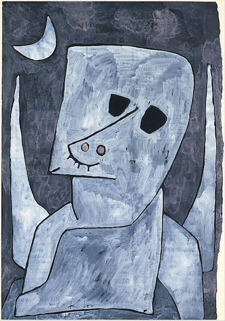 Paul Klee, Angel Applicant (1939), Metropolitan Museum of Art