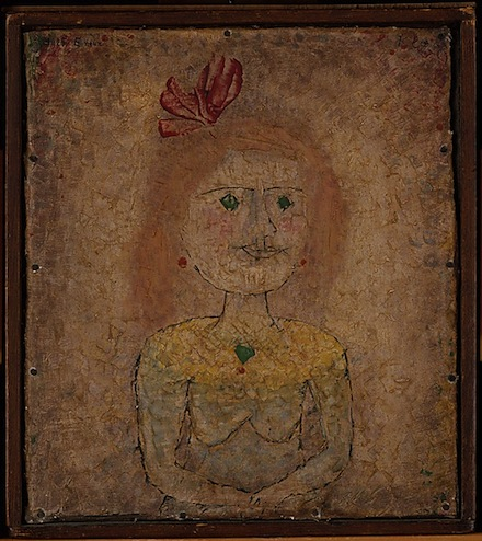 Paul Klee, Small Portrait of a Girl in Yellow, 1925, Metropolitan Museum of ArtPaul Klee, May Picture (1925), via Metropolitan Museum of Art