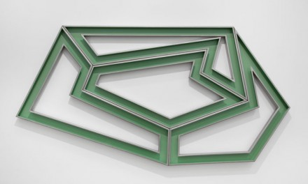 Richard Deacon, Alphabet L(IMA) (2012) via Marian Goodman