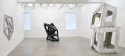 Richard Deacon (Installation View), via Marian Goodman