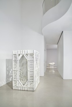 "Fabio Viale, ""Stargate"" (Installation View), via Sperone Westwater"
