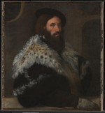 Titian's Portrait of Girolamo Fracastoro, via The Guardian