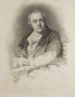 An Engraving of William Blake, via The Independent